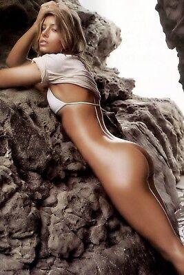 Jessica Biel  2  4X6 Glossy Photos