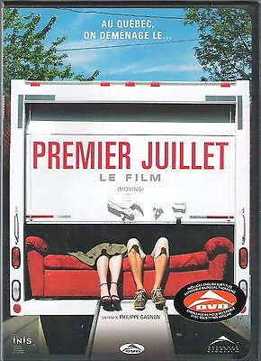 Premier Juillet (moving)-french Film-moving Day Is Full Of Surprises-dvd