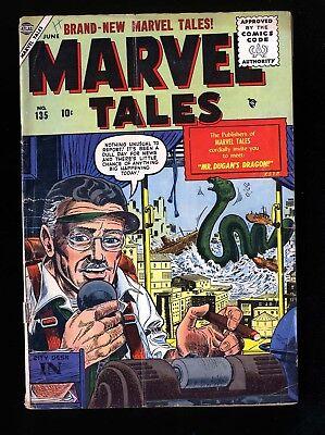 Marvel Tales #135 VG- 3.5