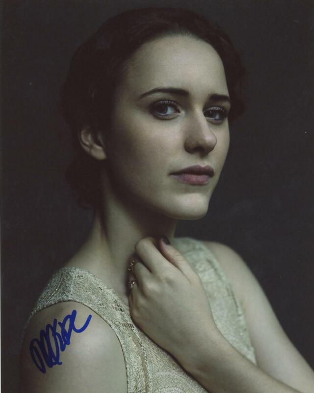 """Rachel Brosnahan """"House of Cards"""" AUTOGRAPH Signed 8x10 Photo F ACOA"""