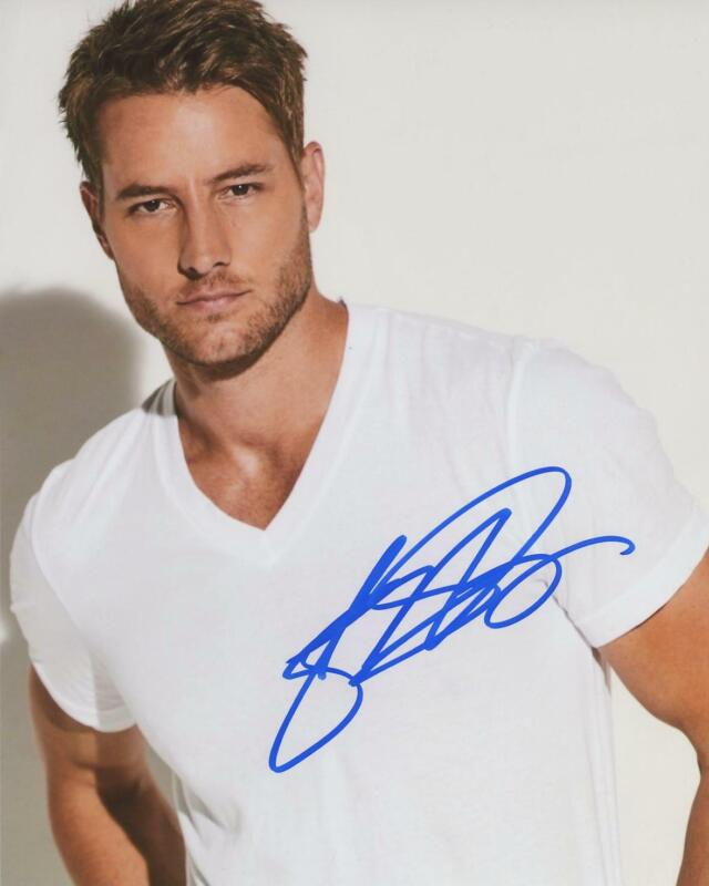 "Justin Hartley ""This Is Us"" AUTOGRAPH Signed 8x10 Photo"