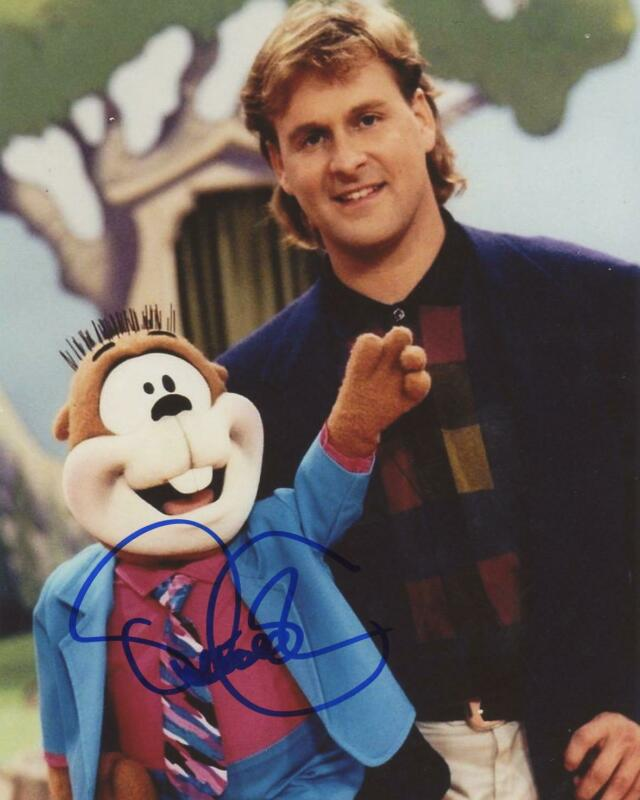"""Dave Coulier """"Full House"""" AUTOGRAPH Signed 8x10 Photo B ACOA"""