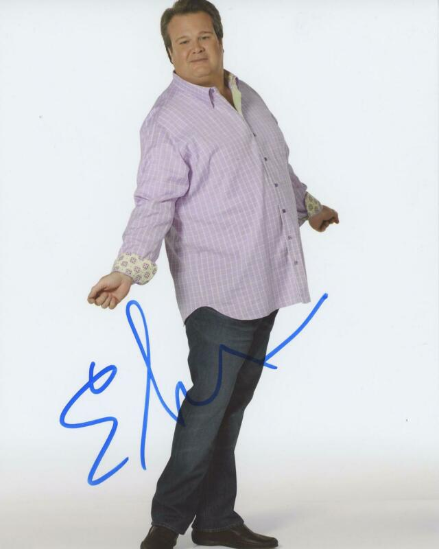 "Eric Stonestreet ""Modern Family"" AUTOGRAPH Signed 8x10 Photo B"
