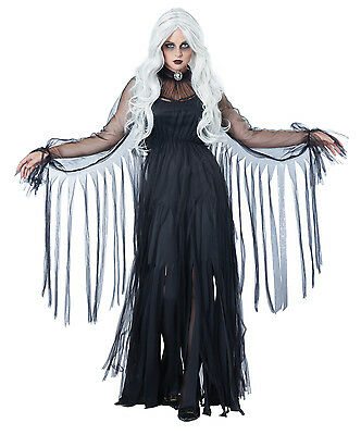 Womens Monster Costumes ( Haunting Beauty Vengeful Spirit Ghosts & Monsters Costume Adult)