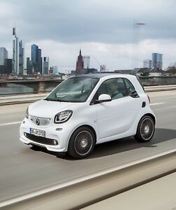 Mercedes Smart Passion Plus 2016