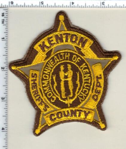 Kenton County Sheriff