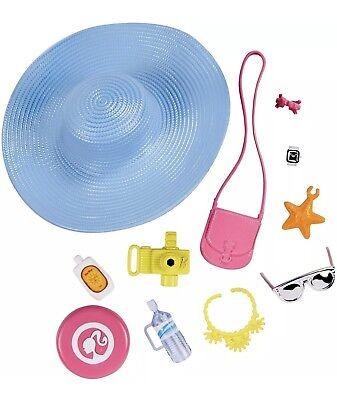 Barbie Accessories Lot Fashion Beach Pack Fashionista