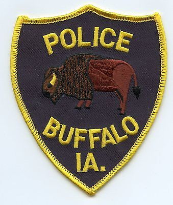 Iowa Patches Police Historical Memorabilia Collectibles For Sale