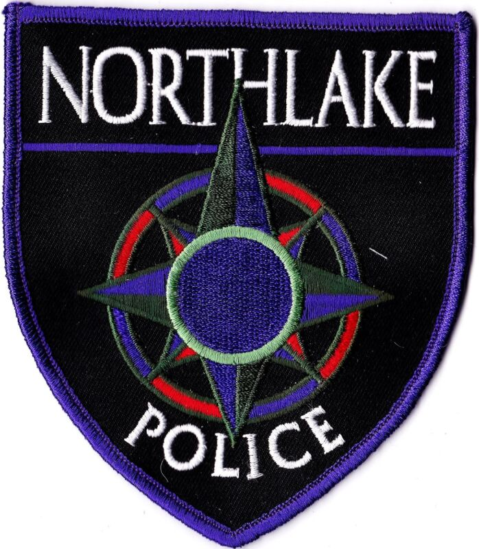 Northlake Police Texas TX  patch