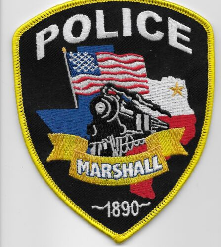 Marshal Police State texas TX Train NEat