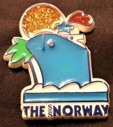 ss Norway . Norwegian Caribbean Line Refrigerator Magnet Ocean Liner Cruise Ship