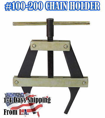 Roller Chain Holder Puller For Chain Size 100 120 140 160 And 180