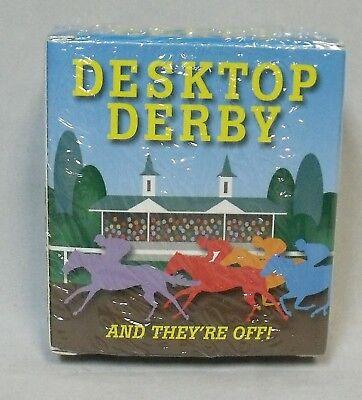 Desktop Derby Mini Kit; Running Press MIB