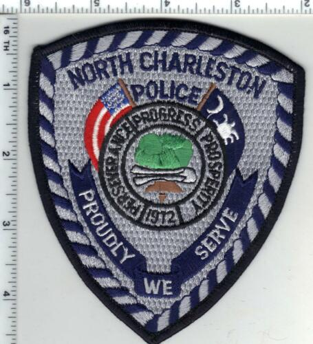 North Charleston Police (South Carolina) 3rd Issue Shoulder Patch