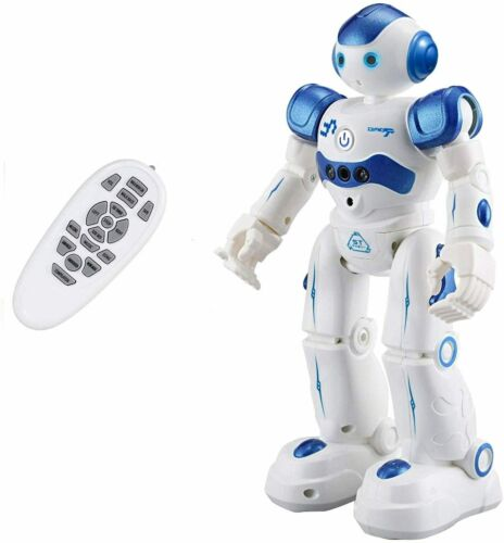 Smart RC Robot Toy, Talking Dancing Robots for Kids Remote Control Robotic Toys
