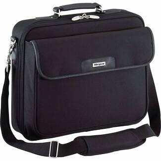 Targus traditional 15.6 inch laptop notepad case / bag