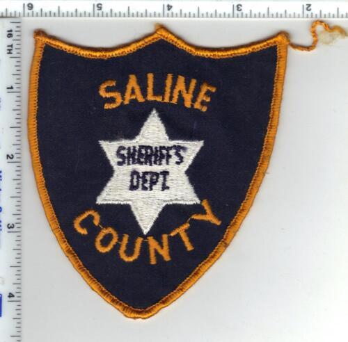 Saline County Sheriff