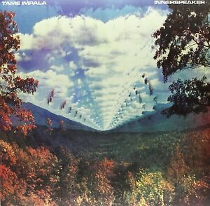 TAME IMPALA : INNERSPEAKER  (LP Vinyl) sealed