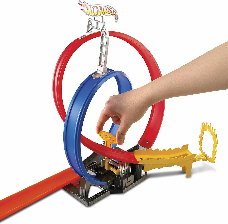 Hot Wheels Energy Track Playset