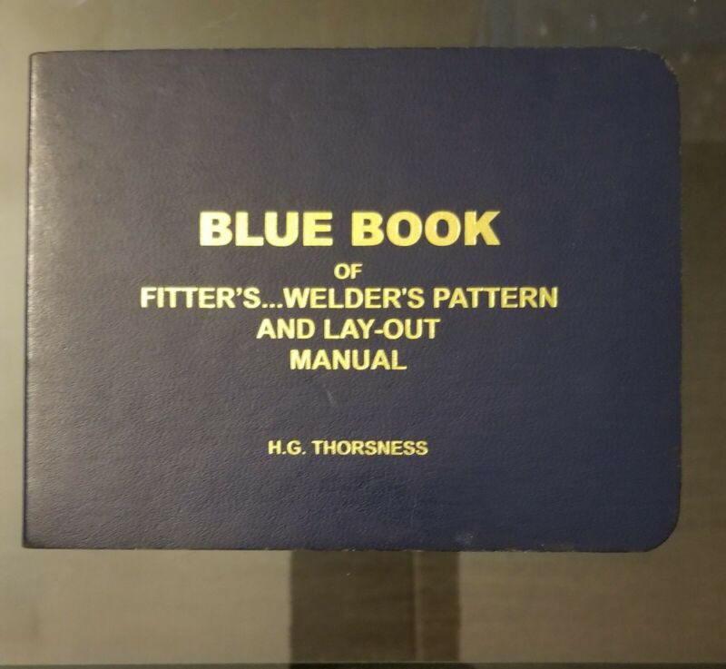 BLUE BOOK of FITTER