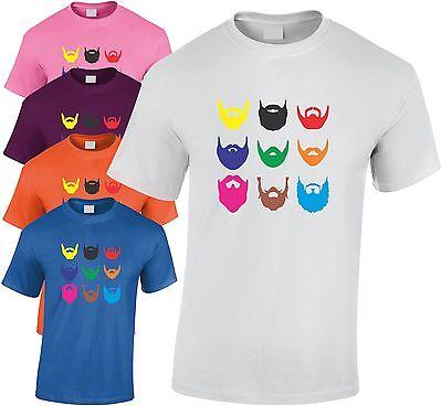 Cool Bärte Kinder T-Shirt Kinder mit Bart Bart Jugend Humor Gesichtsbehaarung FC