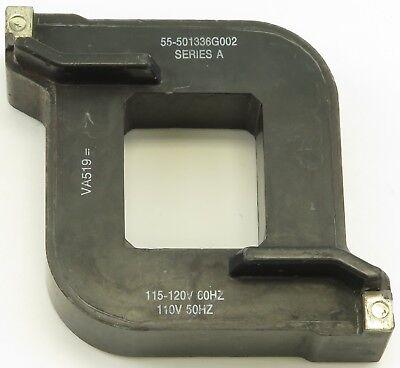 New OEM GE Magnetic Coil 55-501336G002 Series A 115-120V 60Hz 110V 50Hz