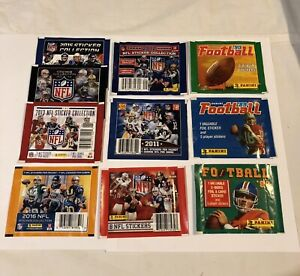 Panini Football Sticker Packs