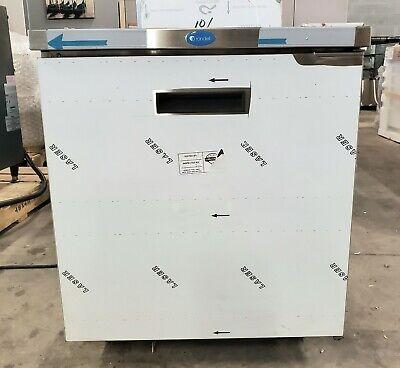 New Randell 27 Undercounter Worktop Single Solid Door Reach In Freezer 9404f-7