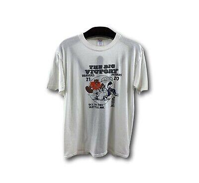 Vintage 80's NCAA Oregon State University OSU Beavers College Football Tee