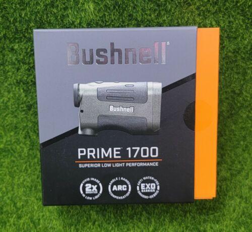 Bushnell Prime 1700 6x24mm Digital Laser Rangefinder, Black - LP1700SBL