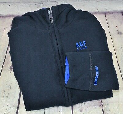 Abercrombie & Fitch jacket Navy blue Mens New with tag size S