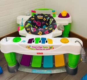 Marcheur piano musical Fisher price