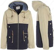 Mens Parka Coat