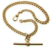 9ct Gold Albert Chain