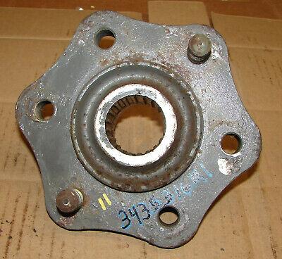 3435316m1 72102803 Massey Ferguson 1020 Lhrh Rear Wheel Hub 2