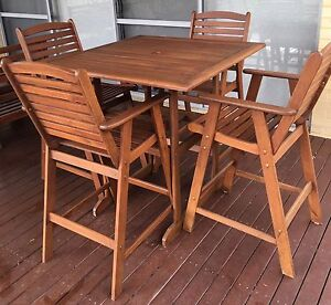 Wooden Outdoor Table In Perth Region WA Gumtree Australia Free Local Class