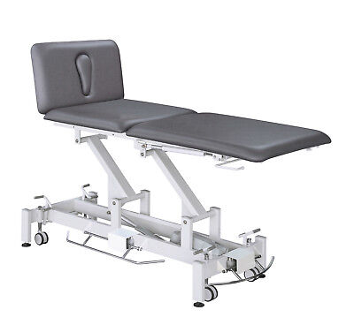 Elgin EFA 3-Section Electric Hi-Lo PT Table - Gray