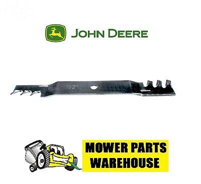 """X350 X354 X370 M170639 Aftermarket 42/"""" mower blade set for John Deere X330"""
