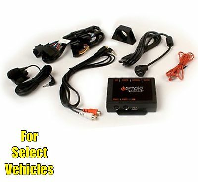 USB BlueTooth Aux Adapter for select 07-13 Chevrolet Avalanche Cadillac Escalade for sale  Shipping to Canada