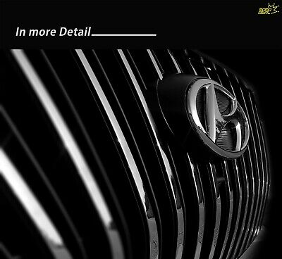BOIM Front Crest Grlle Black for Hyundai Palisade