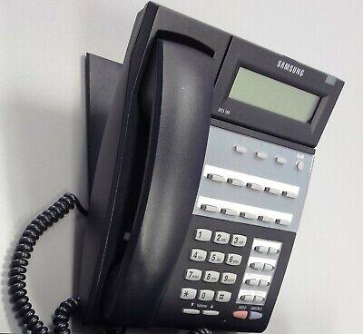 Samsung Officeserv Idcs 18d Black Display Speakerphone