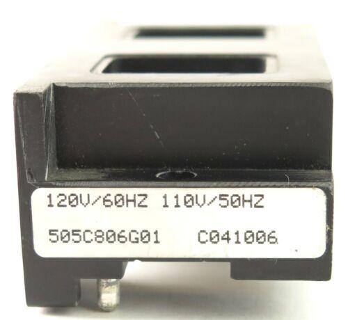 Cutler Hammer Westinghouse 505C806G01 120V/60Hz 110V/50Hz Coil