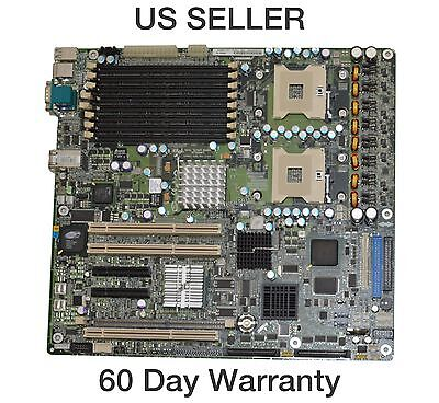 Gateway 9510 Server Motherboard Dual Xeon WME875530 SE7520AF2 WME868078