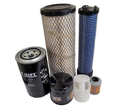 Cfkit Filter Kit Fortakeuchi Tb228 Tb235 Tb250 Wyanmar 4tnv88 Eng. 4tnv88