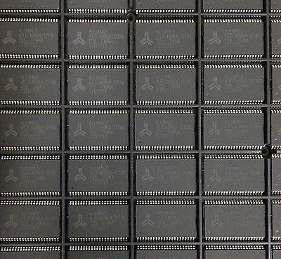 x10 *NEW* ALLIANCE AS7C4096A-12TIN, IC, SRAM 512K X 8, 4MB, 5.0V 44-TSOP
