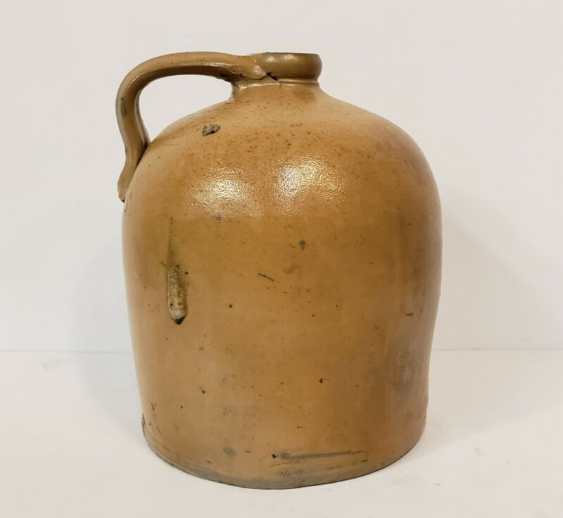 RED WING SALT GLAZE Stoneware Turkey Droppings Beehive 2 Gallon Jug