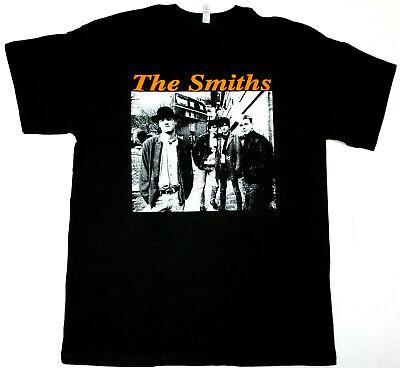 The SMITHS T-shirt Morrissey 80's Alternative Rock Tee Adult Men's Black New