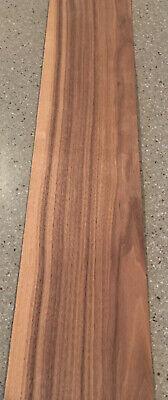 Walnut Wood Veneer 5 Sheets 33 X 7 8 Sq Ft