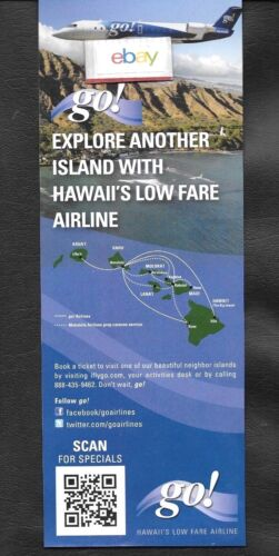 GO AIRLINES CRJ GO EXPLORE ANOTHER ISLAND ON HAWAII