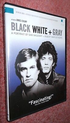 Black, White And Gray - A Portrait Of Sam Wagstaff And Robert Mapplethorpe DVD